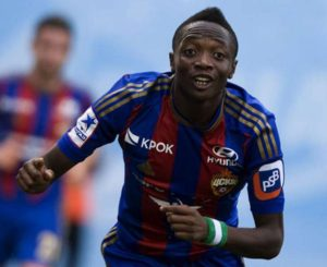 Nigerian Ahmed Musa to join Ghanaian trio at Leicester City
