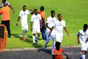 Dreams FC 2-1 Sekondi Hasaacas - Eric Gawu's late winner completes Dreams comeback
