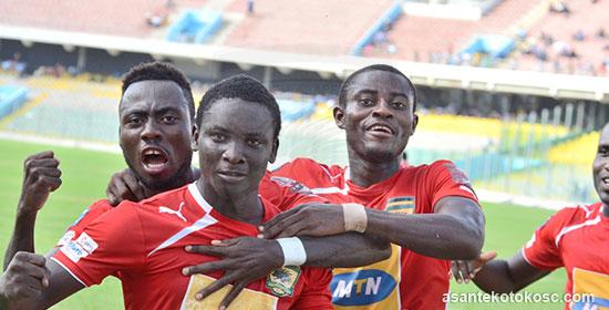 MATCH REPORT: Kotoko 4 Techiman City 2 - Dauda Mohammed records 47-minute hat-trick