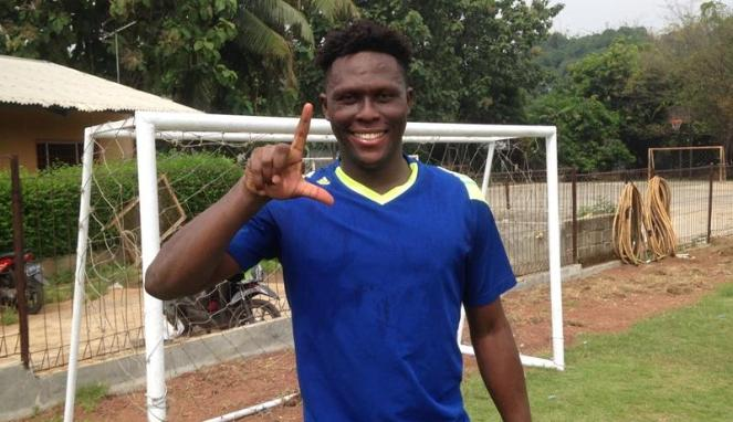DONE DEAL: Gilbert Fiamenyo joins Ebusua Dwarfs