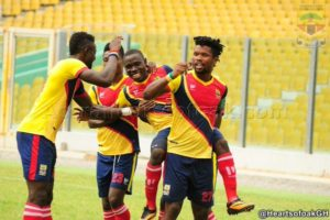 Liberty sink Hearts at home, Edubiase troubles continue at home