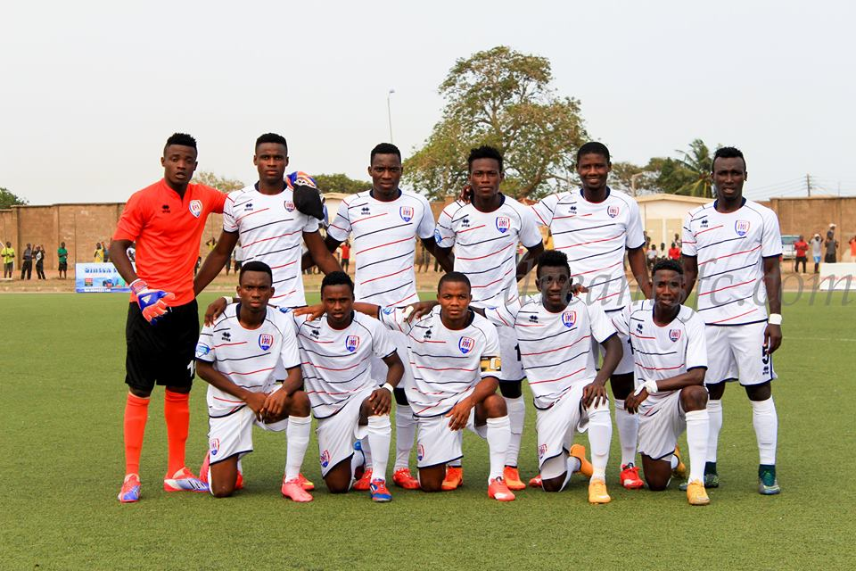 Inter Allies 1-1 Techiman City FC - Evans Mensah's magic deny City in Tema