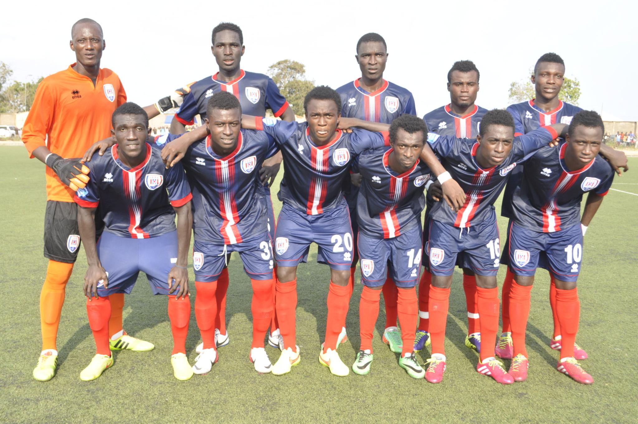 Inter Allies eye win against Kotoko