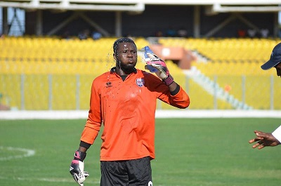 Inter Allies' Kwame Baah earns Praise from national goalkeeper's trainer