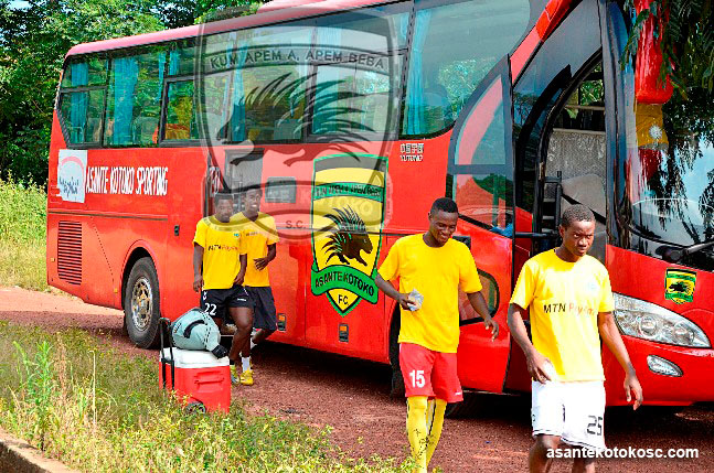 Kotoko Arrive Safely in Wa ahead of All Stars clash