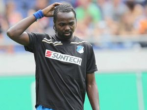 Prince Tagoe: I haven't retired from football!!!