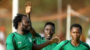 Match Report: Aduana 4 Bechem 2 - Yahaya Mohammed & Bright Adjei bag braces