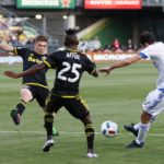 Dominic Oduro and Harrison Afful share the spoils as Impact draw 4-4 with Crew in MLS thriller