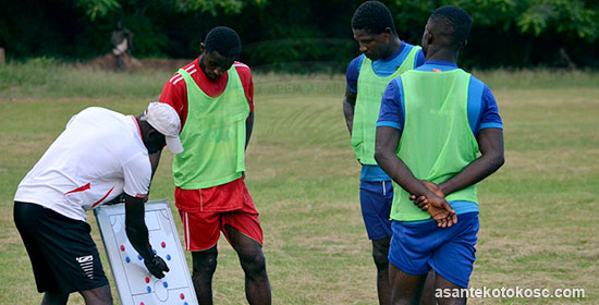 Kotoko coach lauds Ahmed Adams