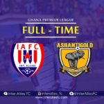 Inter Allies held at home by Ashantigold