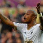 Andre Ayew scores 12th goal to end season as Swansea topscorer