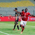 Ghana striker John Antwi scores in Al Ahly victory