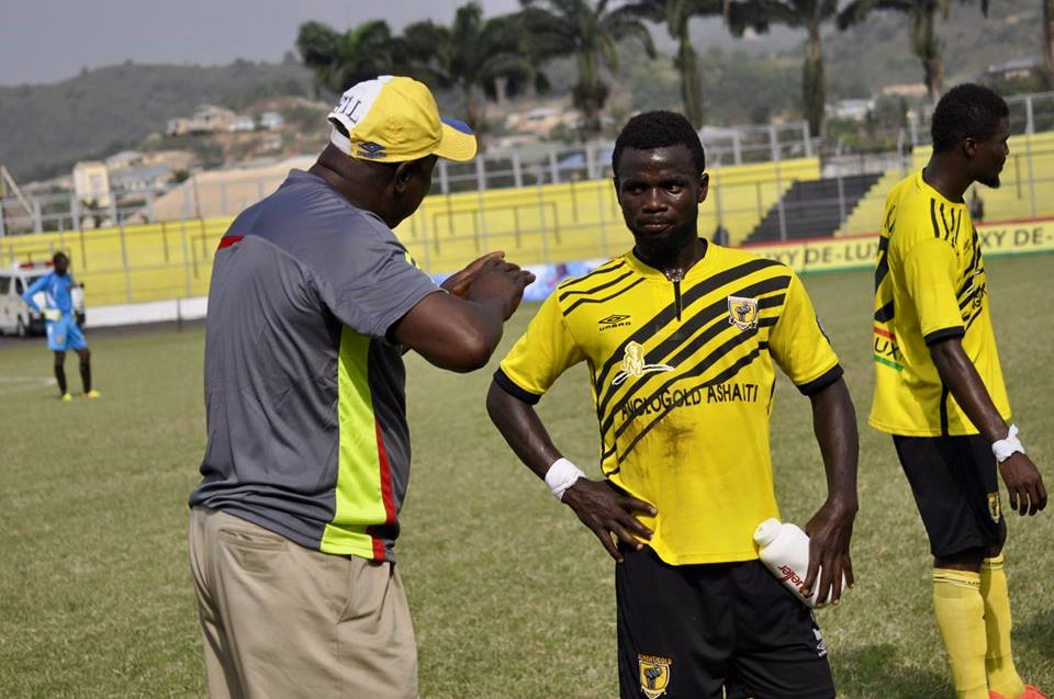 MATCH REPORT: Ashgold 0 Bechem 0 - Champions dip into the relegation zone