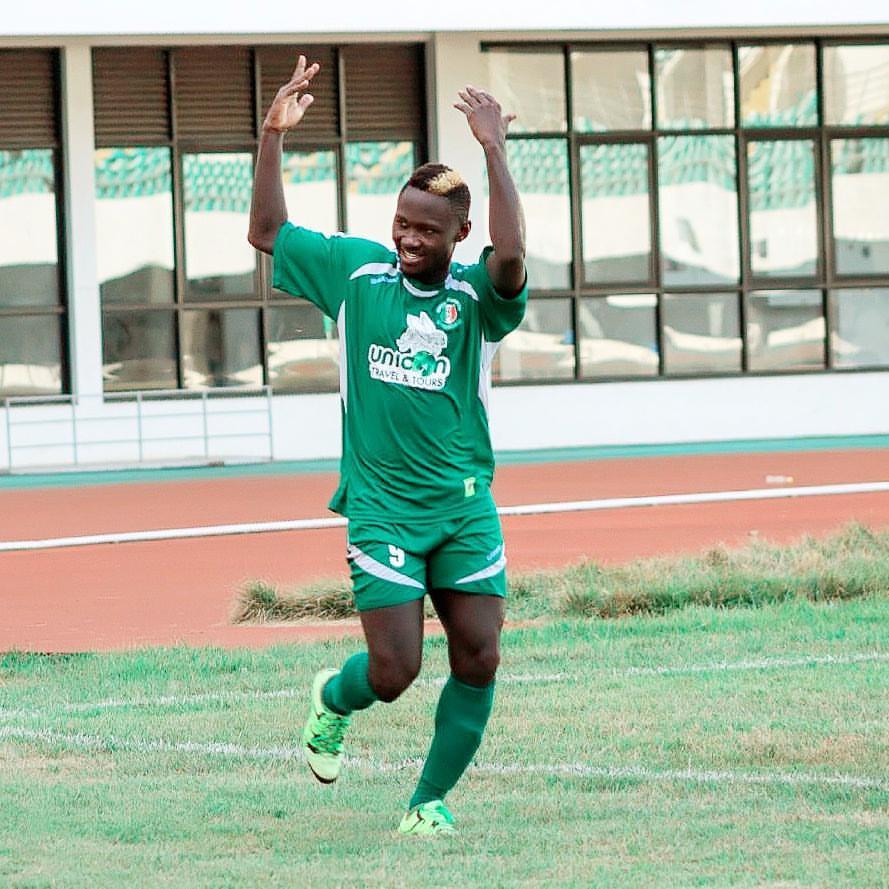 Bekoe inspired Hasmal to victory