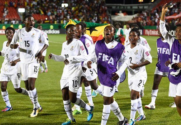 FIFA U-20 Women World Cup: Ghana drawn in Group C