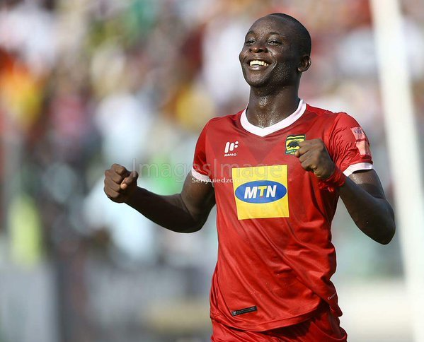 Dauda Mohammed expects Kotoko to continue with fine form