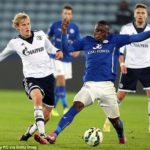 Leicester City's Joe Dodoo Black Stars debut to wait following nationality switch problems