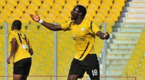 Kotoko sign Ashgold striker Emmanuel Osei