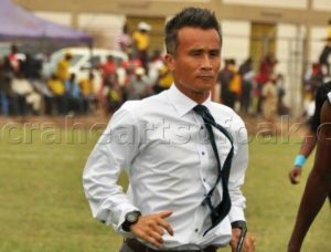 Hearts coach Kenichi wants last game of the first round to be special, calls for massive attendance in Dawu