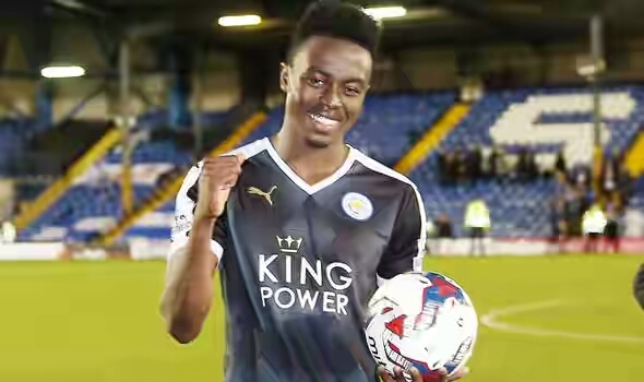 Leicester city winger Joe Dodoo gets Black Stars call-up for Guinea friendly