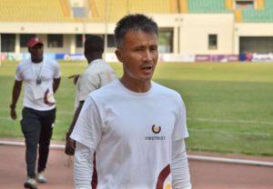 Kenichi still hopeful of winning Ghana Premier League Title.