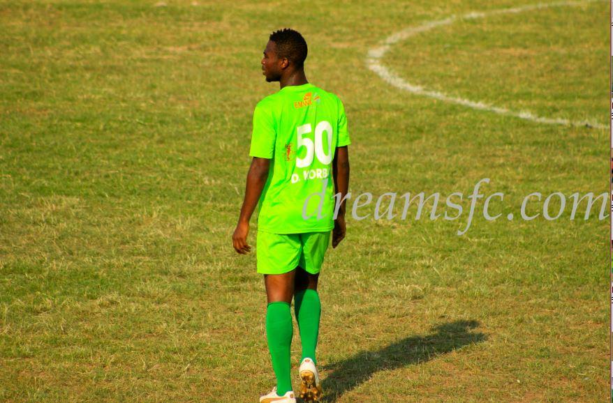 Dreams FC part ways with Smallboy Korbah