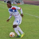Latif Blessing catches Yahaya Mohammed at the top of scorers chart