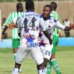 Liberty coach George Lamptey hails players after Hearts win