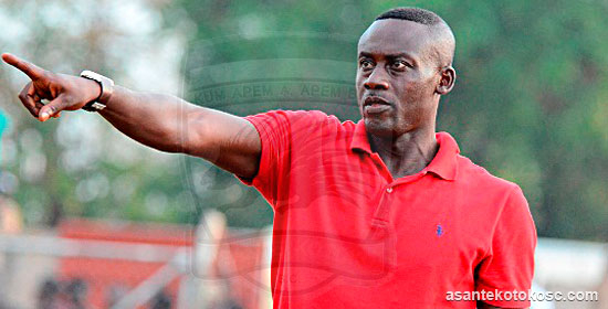 Kotoko coach Michael Osei describes defeat to All Stars as unfortunate