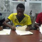 Kotoko announce the signing of All Stars player Emmanuel Gyamfi