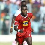 Kotoko striker Obed Owusu could be out for weeks after suffering a knock in Inter-Allies win