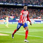 Atletico Madrid star Thomas Partey grabs first Black Stars call up