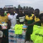 Rashid Sumaila donates to former club Ebusua Dwarfs