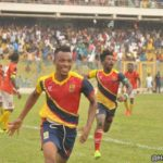 Hearts striker Yeboah hopes to score more after ending goal drought in Berekum