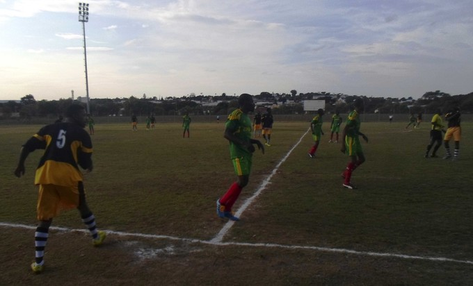 Soccer tournament brings together Africans from all over the continent