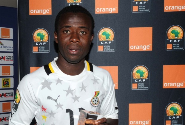 Former Medeama winger Theophilus Anobaah to join Dreams FC