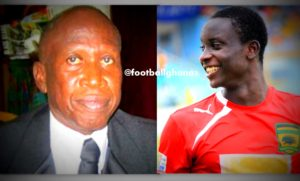 Rev Osei Kofi urges young striker, Dauda Mohammed to leave Kotoko