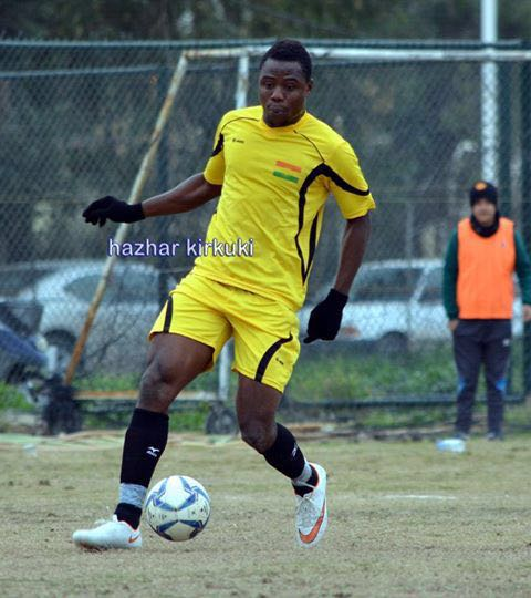 Former Hearts Striker, Ezekiel Tetteh Rediscovers Form In Sudanese League - Targets Black Stars Call-Up