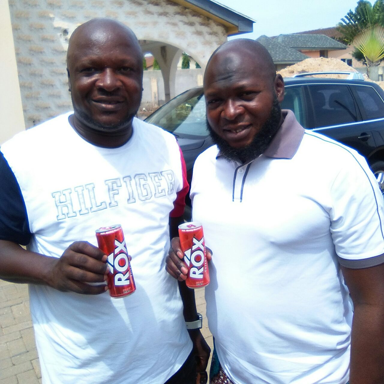 Techiman City FC boosts energy with ROX energy drink sponsorship