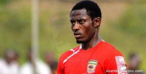 Asante Kotoko defender Ahmed Adams cautions team against Bechem United in MTN FA Cup quarter finals
