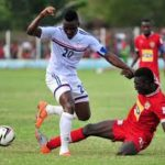 Bechem United defender Alfred Nelson hoping for a better GPL second round