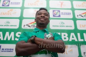 Former Medeama player Theophilus Anobaa joins Dreams FC