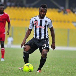 Gladson Awako misses Mazembe-Medeama clash through injury
