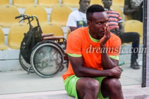 Lawson Bekui's early injury affected our game plan – CK Akunnor