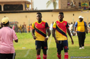 Cosmos Dauda thanks fans for support