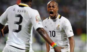 Dede Ayew pips Gyan to SWAG Footballer and Sports Personality of the year awards