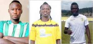 TOP 5 GOALS OF THE GHANA PREMIER LEAGUE FIRST ROUND - VIDEOS