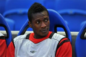 Gyan fails to score in SIPG draw