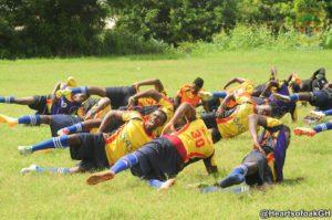 Hearts Of Oak Resume Training Ahead Of Ghana Premier League Second Round