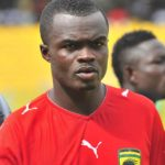 Kotoko captain Amos Frimpong seeking revenge against Hearts in President Cup